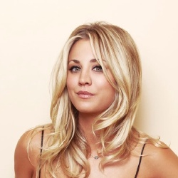 Kaley Cuoco - Actrice