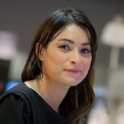 Marjorie Paillon - Présentatrice