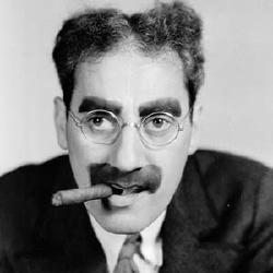 Groucho Marx - Comédien