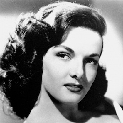 Jane Russell - Actrice