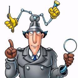 Inspecteur Gadget - Personnage d'animation