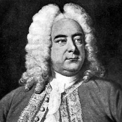Georg Friedrich Haendel - Compositeur