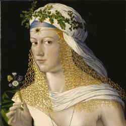Lucrèce Borgia - Aristocrate