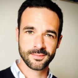 François Pomès - Présentateur