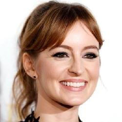 Ahna O'Reilly - Actrice