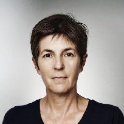 Christine Angot - Présentatrice