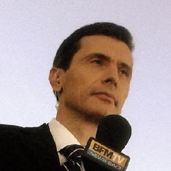 Thierry Arnaud - Présentateur
