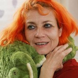 Barbara Caveng - Présentatrice