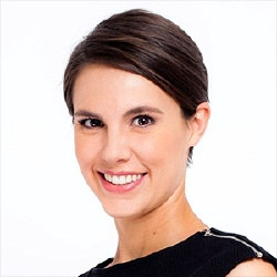 Emilie Besse - Présentatrice