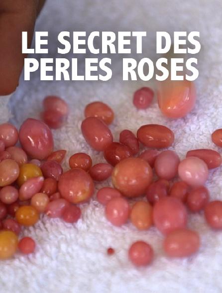 Le secret des perles roses