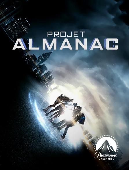 Paramount Channel - Projet Almanac