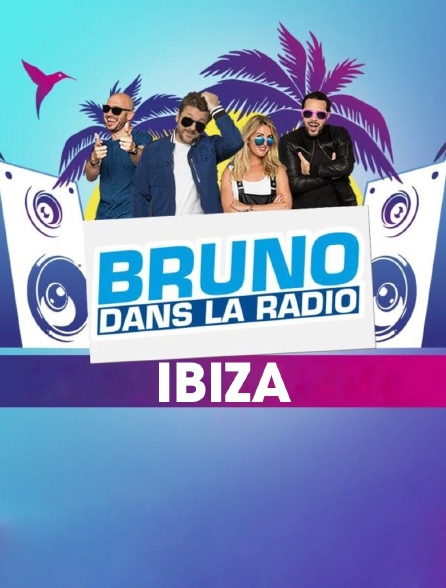 Bruno dans la radio, la dernière en direct d'Ibiza