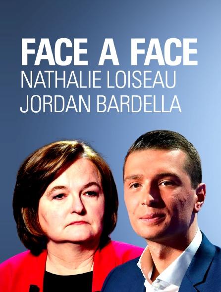 Face-à-face : Nathalie Loiseau / Jordan Bardella