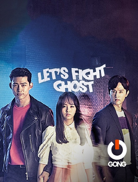 GONG - Let's Fight Ghost