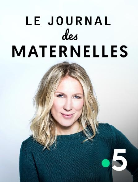 France 5 - Le journal des Maternelles
