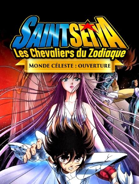 Saint Seiya - Les chevaliers du Zodiaque : Monde céleste, Ouverture
