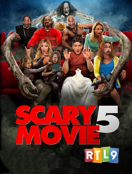RTL 9 - Scary Movie 5