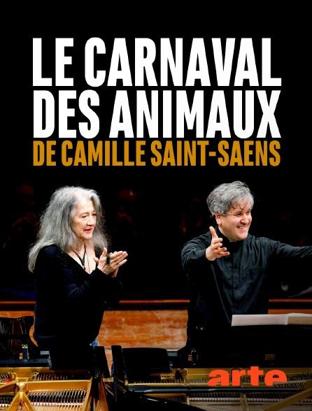 Arte - Le carnaval des animaux de Camille Saint-Saëns