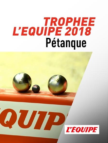 L'Equipe - Trophée L'Equipe 2018