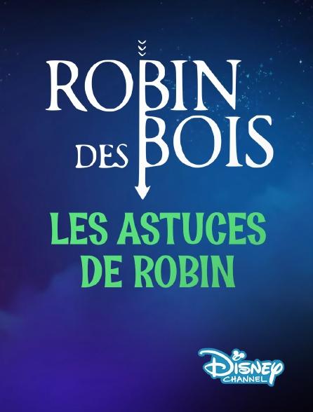Disney Channel - Robin des bois : les astuces de Robin