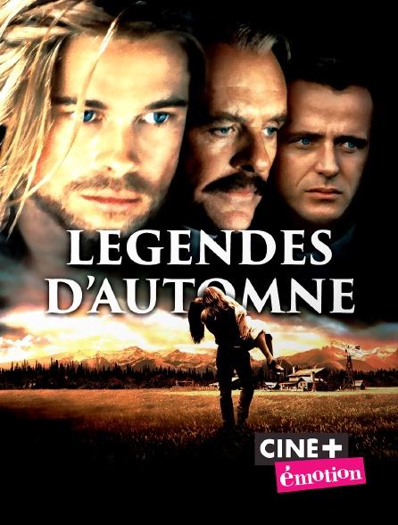 Ciné+ Emotion - Légendes d'automne