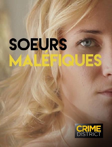 Crime District - Soeurs maléfiques