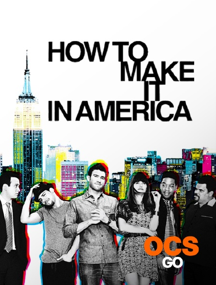 OCS Go - How to Make it in America
