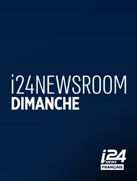 i24 News - i24news Room Dimanche