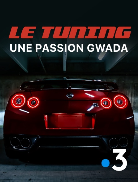 France 3 - Le tuning, une passion gwada