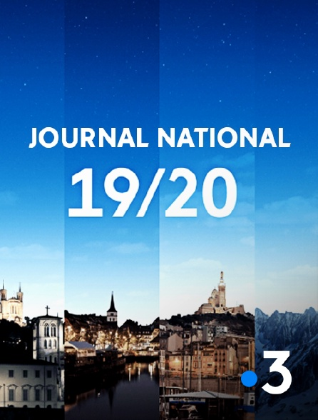 France 3 - 19/20 : Journal national