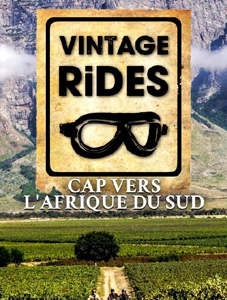Vintage Rides : cap vers l'Afrique du sud