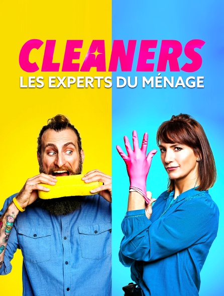 Cleaners les experts du ménage