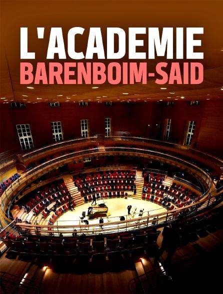 L'académie Barenboim-Said