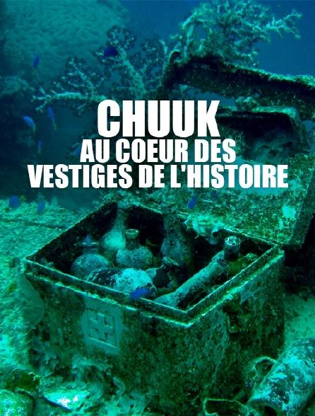 Chuuk : au coeur des vestiges de l'histoire