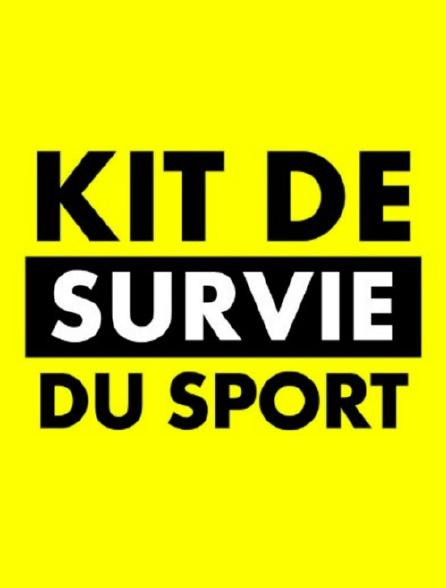 Kit de survie du sport