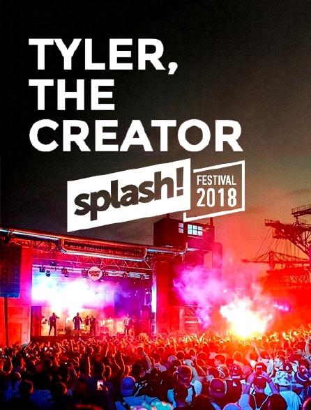 Tyler, the Creator au Splash! Festival 2018