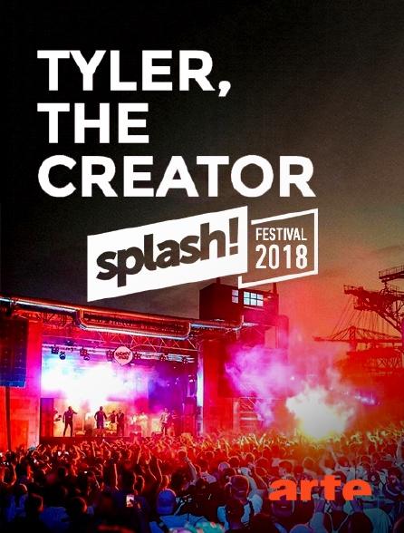 Arte - Tyler, the Creator au Splash! Festival 2018