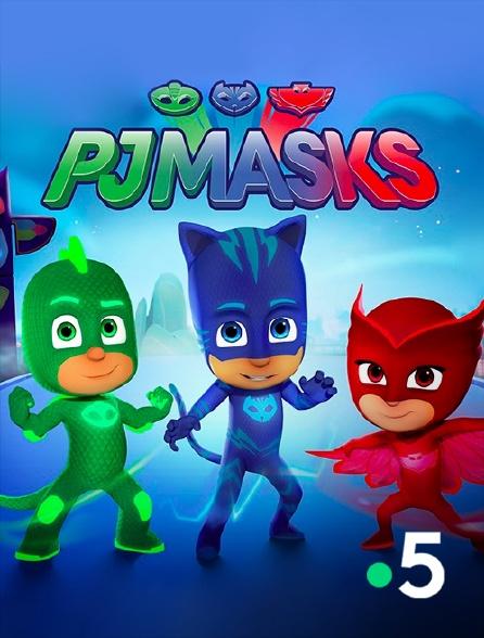 France 5 - Les Pyjamasques