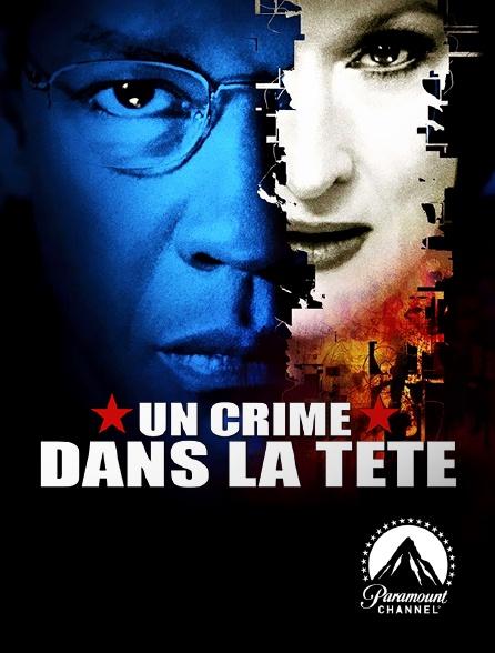 Paramount Channel - Un crime dans la tête