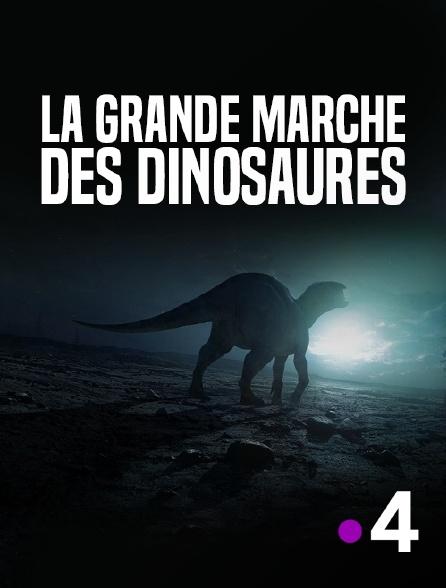 France 4 - La grande marche des dinosaures