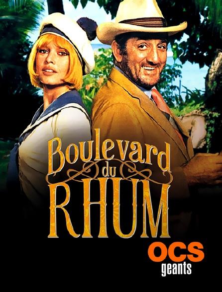 OCS Géants - Boulevard du rhum