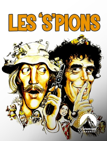 Paramount Channel - Les 'S'pions