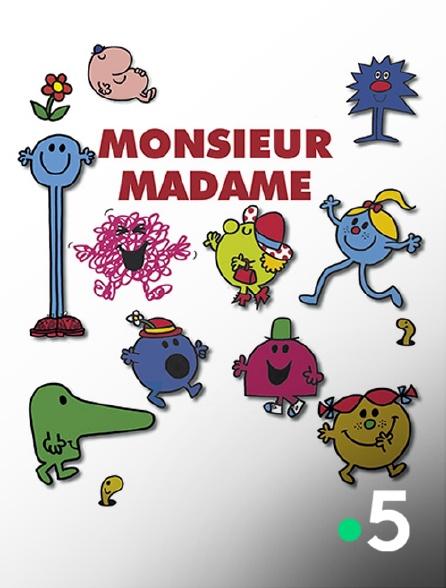 France 5 - Les Monsieur Madame