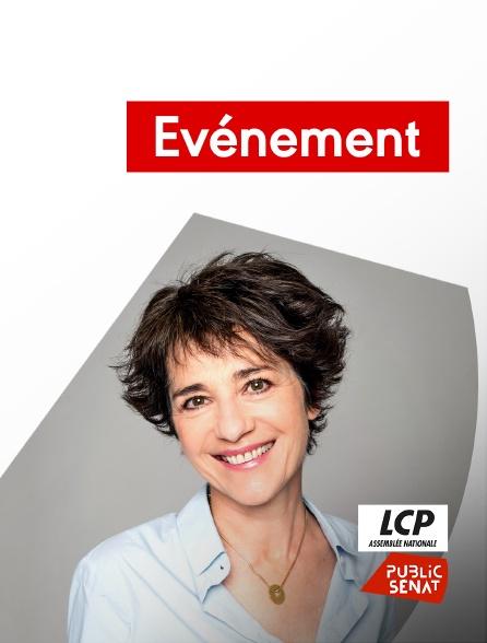LCP Public Sénat - Evénement