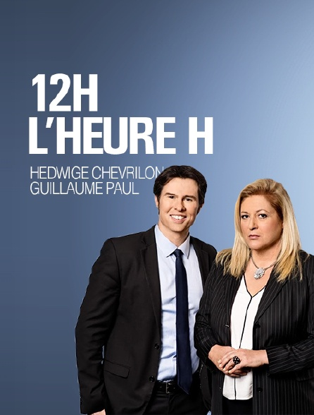 12h l'heure H