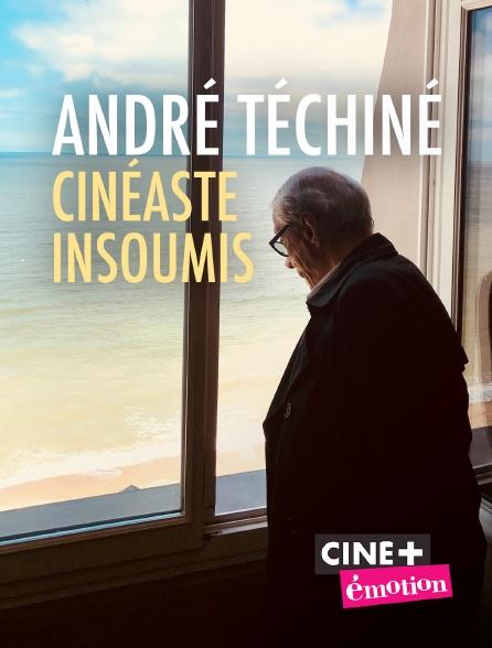 Ciné+ Emotion - André Téchiné, cinéaste insoumis
