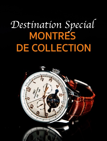 Destination Special : Montres De Collection