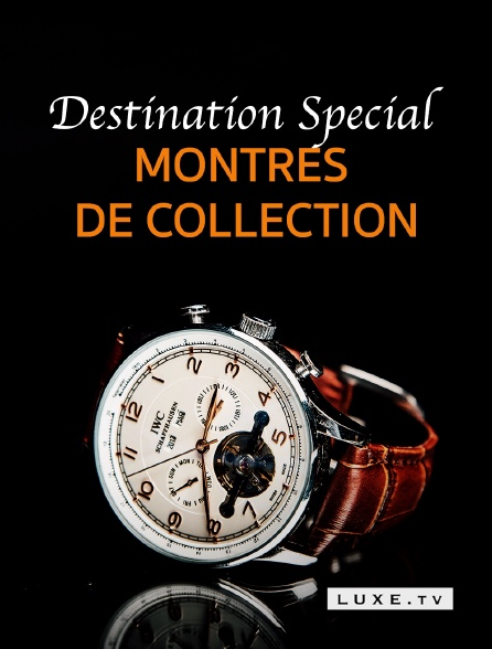 Luxe TV - Destination Special : Montres De Collection