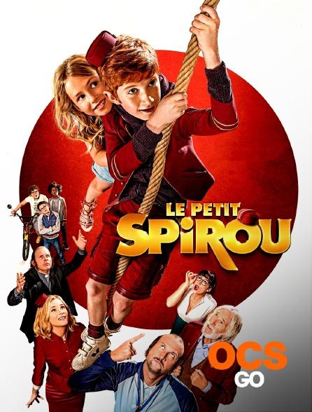 OCS Go - Le petit Spirou