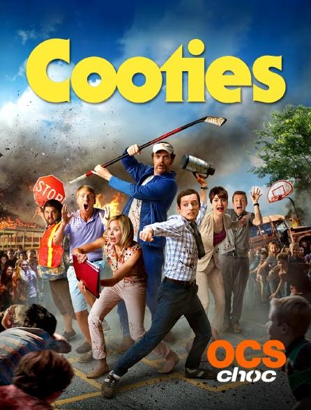 OCS Choc - Cooties